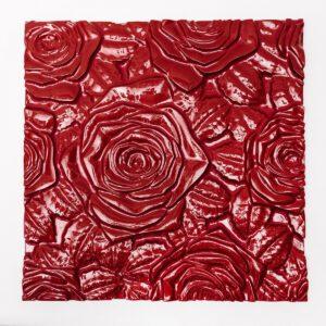 3D Панели Розы Premium