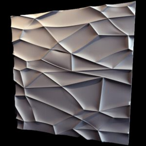 3D панели Рок