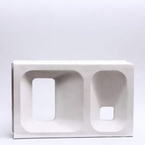 3D Перегородки Куб