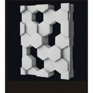 3D Перегородки Соты